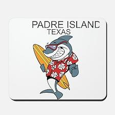 Padre Island, Texas Mousepad