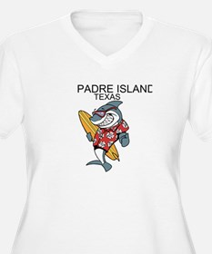 Padre Island, Texas Plus Size T-Shirt