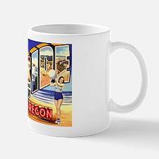 Seaside Oregon Greetings Mug