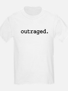 outraged.jpg T-Shirt