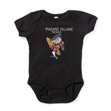 Padre Island, Texas Baby Bodysuit