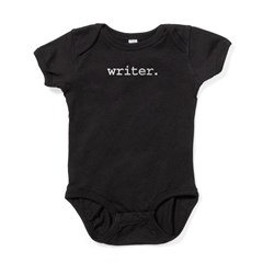 writer.jpg Baby Bodysuit