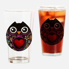 Owl's Hatch Drinking Glass