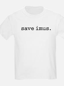 saveimusdirtyblk.png T-Shirt