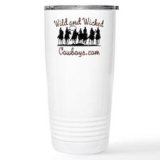 Wild and Wicked Travel Mug