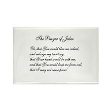 The Prayer of Jabez Rectangle Magnet (10 pack)