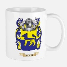 Volpe Family Crest (Coat of Arms) Mugs