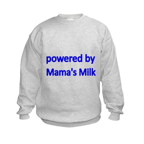 powered by Mamas Milk Sweatshirt