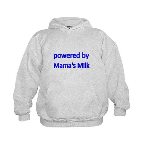 powered by Mamas Milk Hoodie