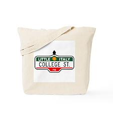 College St., Toronto - Canada Tote Bag