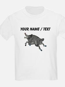 Custom Wild Boar T-Shirt