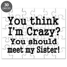You think Im Crazy Puzzle