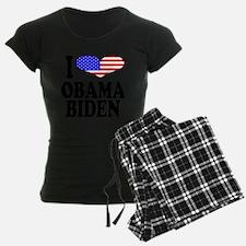 iloveobamabidenblk.png Pajamas