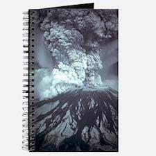 Mount St Helens Volcano Journal