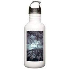 Mount St Helens Volcano Water Bottle