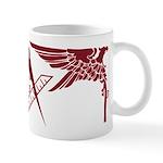 Masonic Eagles over square Mug