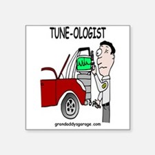 Tune - Ologist Sticker