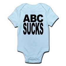 abcsucks.png Infant Bodysuit