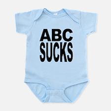 abcsucks.png Infant Bodysuit