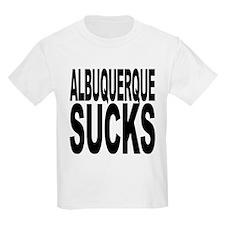 albuquerquesucks.png T-Shirt