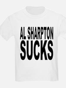 alsharptonsucksblk.png T-Shirt