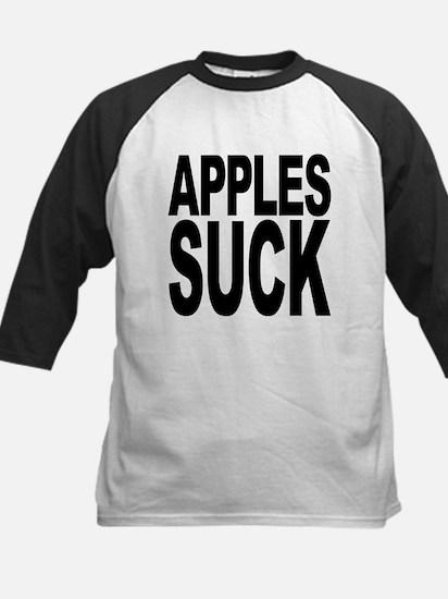 applessuckblk.png Kids Baseball Jersey