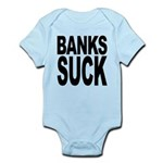 bankssuck.png Infant Bodysuit