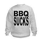 bbqsucks.png Kids Sweatshirt