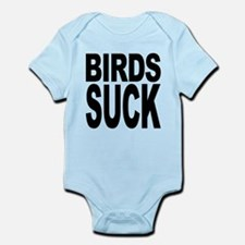 birdssuck.png Infant Bodysuit
