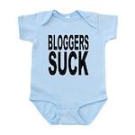 bloggerssuckblk.png Infant Bodysuit