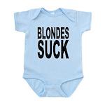 blondessuckblk.png Infant Bodysuit