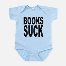 bookssuck.png Infant Bodysuit