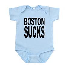 bostonsucksblk.png Infant Bodysuit
