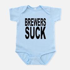 brewerssuck.png Infant Bodysuit