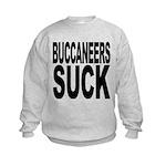 buccaneerssuck.png Kids Sweatshirt