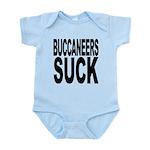 buccaneerssuck.png Infant Bodysuit