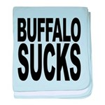 buffalosucks.png baby blanket