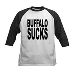 buffalosucks.png Kids Baseball Jersey
