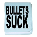 bulletssuck.png baby blanket