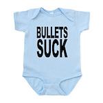 bulletssuck.png Infant Bodysuit