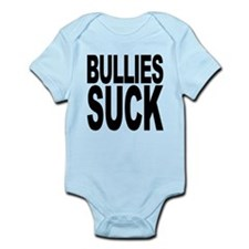 bulliessuckblk.png Infant Bodysuit