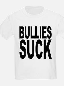 bulliessuckblk.png T-Shirt