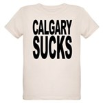 calgarysucks.png Organic Kids T-Shirt