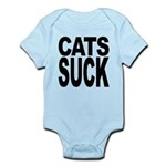 catssuck.png Infant Bodysuit
