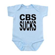 cbssucks.png Infant Bodysuit
