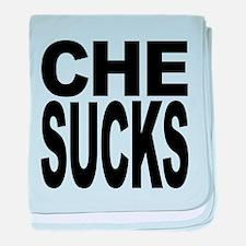 chesucks.png baby blanket