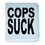 copssuck.png baby blanket