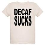 decafsucks.png Organic Kids T-Shirt