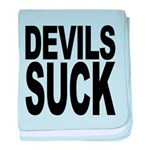 devilssuck.png baby blanket