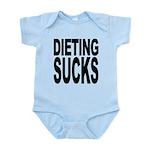 dietingsucks.png Infant Bodysuit